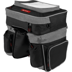 Kross Triple Pannier Bag