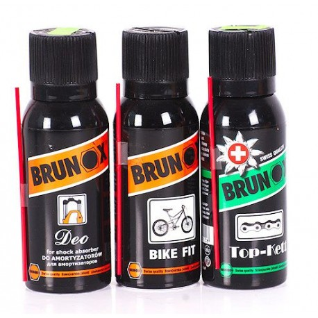 Brunox Bike Fit 100 ml