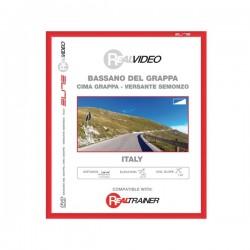 Trasa DVD Cima Grappa-Versante