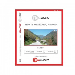 Trasa DVD MTB - Monte Ortigara