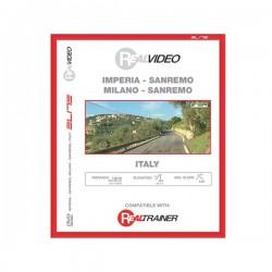Trasa DVD Milano Sanremo