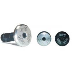 Końcówki kierownicy ODI THUG PLUG aluminiowe srebrne