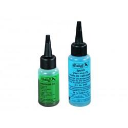 Zestaw olejów do piasty ROHLOFF SPEEDHUB 50014 Olej całoroczny 25ml + Olej czyszczący 25ml
