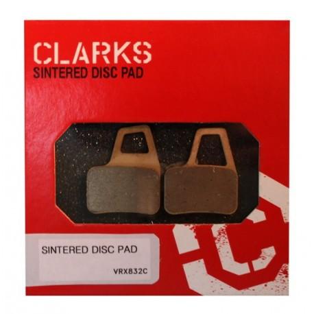 Okładziny hamulcowe CLARK'S HAYES El Camino metaliczne spiekane