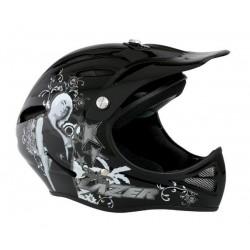 Kask extreme LAZER EXCALIBUR disco black silver L 59-60 cm