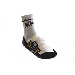 Skarpety na buty DMT SHOECOVERS czarno-białe roz.43-45