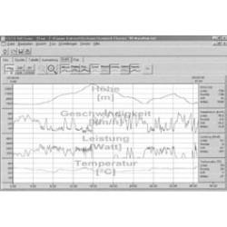Połączenie do komputera CICLOSPORT ALPIN + oprogramowanie