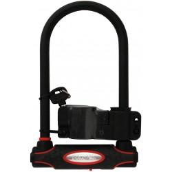 Zapięcie rowerowe MASTERLOCK 8195 U-LOCK 13mm 110mm 210mm KLUCZYK czarne