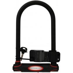 Zapięcie rowerowe MASTERLOCK 8196 U-LOCK 16mm 140mm 250mm KLUCZYK czarne