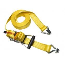 Taśma mocująca MASTERLOCK RATCHET TIE DOWN 3059 50mm-8,25m żółta