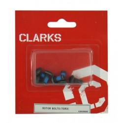 Śruby do tarczy hamulcowej CLARK'S 6szt.