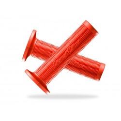 Chwyty kierownicy LIZARDSKINS BUBBA HARRIS SG 130mm czerwone