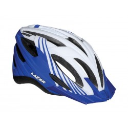 Kask mtb LAZER VANDAL ML white blue 54-61 cm