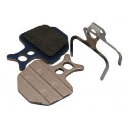 Okładziny hamulcowe CLARK'S FORMULA Oro pół metaliczne