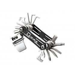 Kluczyk podręczny LEZYNE RAP-20, 20 kluczy czarny