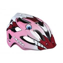 Kask dziecięcy LAZER P'NUT S horse pink roz.45-53 cm