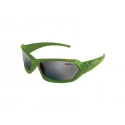 Okulary LAZER ELECTRON green gloss Smoke, Clear, Yellow