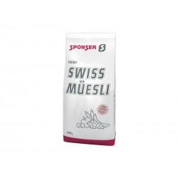 Energetyczne śniadanie SPONSER SPORT MUSLI bez cukru 1 kg