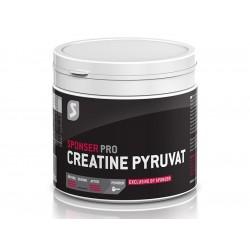 Kreatyna SPONSER CREATINE PYRUVAT 100 czystego pirogronu kreatyny proszek puszka 250g