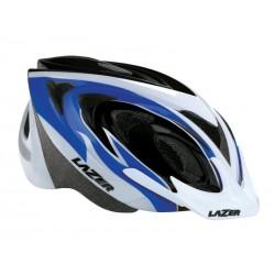 Kask mtb LAZER 2 X3M M blue white black 50-56 cm