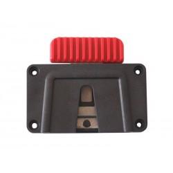 Mocowanie zapięcia FASTRIDER KLIK SYSTEM do koszy, toreb moc.22.2-25.4mm system klik