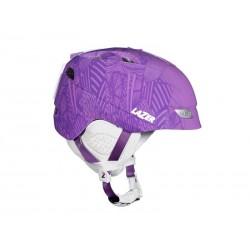 Kask zimowy LAZER LEXI purple S 52-56cm