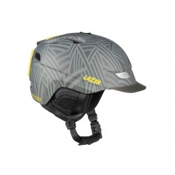 Kask zimowy LAZER DISSENT shatter grey matte S 52-56cm