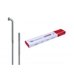 Szprychy CNSPOKE DB454 2.0-1.8-2.0 stal nierdzewna 298mm srebrne + nyple 144szt.