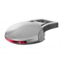 Lampka tylna FIZIK BLIN:K mocowanie ICS srebrna