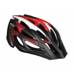 Kask mtb LAZER ROX ML red black matt roz.55-61 cm