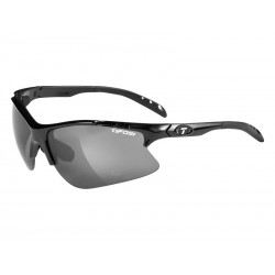 Okulary TIFOSI ROUBAIX gloss black Smoke, AC Red, Clear