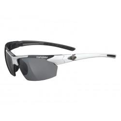 Okulary TIFOSI JET white gunmetal 1szkło Smoke GG 11 transmisja światła