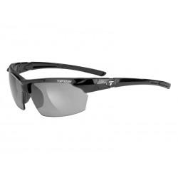 Okulary TIFOSI JET gloss black 1szkło Smoke GG 11 transmisja światła
