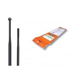 Szprychy CNSPOKE AERO494 2.0-1.23.0-2.0 stal nierdzewna 256mm czarne 36szt.