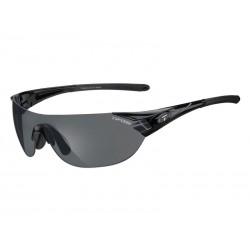 Okulary TIFOSI PODIUM S gloss black 3szkła Smoke 15,4 transmisja światła, AC Red, Clear