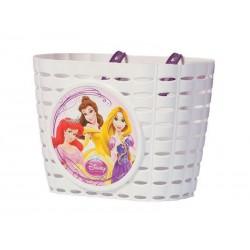 Koszyk na kierownice WIDEK PRINCESS DREAM plastikowy biały pudełko 4szt.