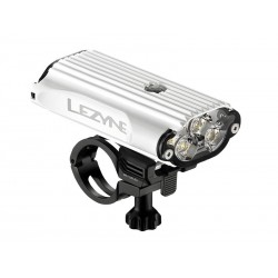 Lampka przednia LEZYNE LED DECA DRIVE XL 800 lumenów, usb biała