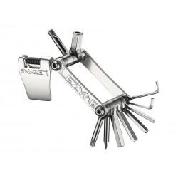 Kluczyk podręczny LEZYNE SV-11, 11 kluczy srebrny