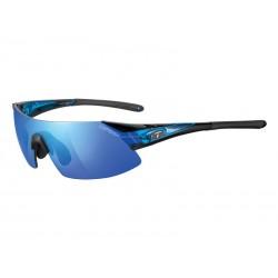 Okulary TIFOSI PODIUM XC CLARION crystal blue 3szkła Clarion Blue LUSTRO 14,7 transmisja światła,