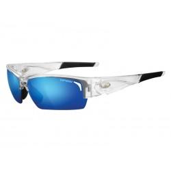 Okulary TIFOSI LORE CLARION crystal clear 3szkła Clarion Blue LUSTRO 14,7 transmisja światła, AC