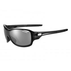 Okulary TIFOSI RUMOR FOTOTEC gloss black 1szkło Smoke FOTOCHROM 47,7-15,2 transmisja światła