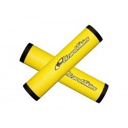 Chwyty kierownicy LIZARDSKINS DSP 30.3 gr.30.3mm 130mm żółte