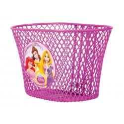 Koszyk na kierownice WIDEK PRINCESS DREAM metalowy różowy