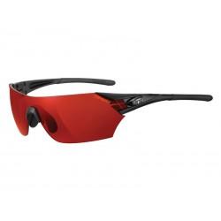 Okulary TIFOSI PODIUM CLARION matte black 3szkła Clarion Red 14,5 transmisja światła, AC Red,