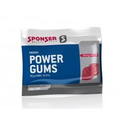 Gumy energetyczne SPONSER POWER GUMS paczka 75g