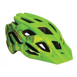 Kask mtb LAZER ULTRAX M flash camo green 55-59 cm
