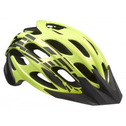 Kask mtb LAZER MAGMA M flash yellow black roz.55-59 cm