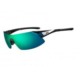 Okulary TIFOSI PODIUM XC CLARION black white 3szkła Clarion Green LUSTRO 10,3 transmisja światła,