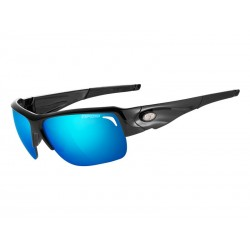 Okulary TIFOSI ELDER CLARION gloss black 3szkła Clarion Blue LUSTRO 14,7 transmisja światła, AC