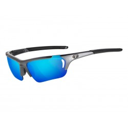 Okulary TIFOSI RADIUS FC CLARION gunmetal 3szkła Clarion Blue LUSTRO 14,7 transmisja światła, AC
